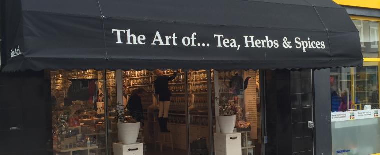 The Art of… Tea, Herbs &Spices