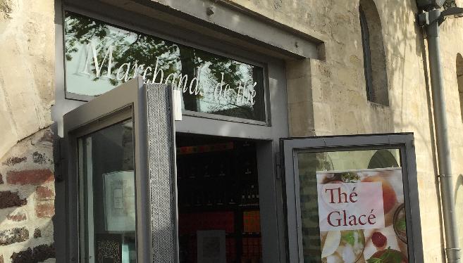 Tea discovery @Paris DammannFrères