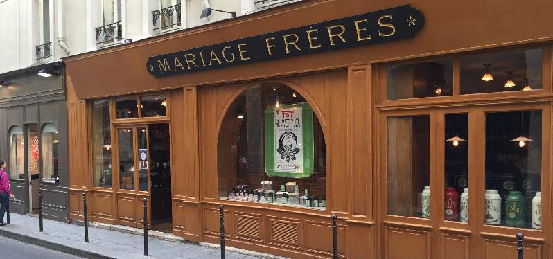 Tea discovery @Paris MariageFrères