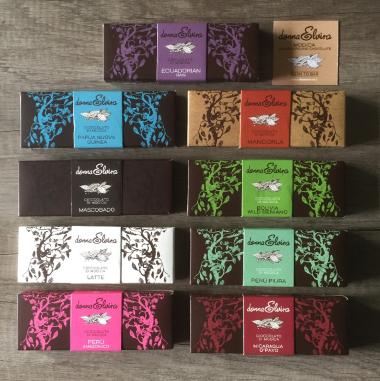 9 Chocolate Bars