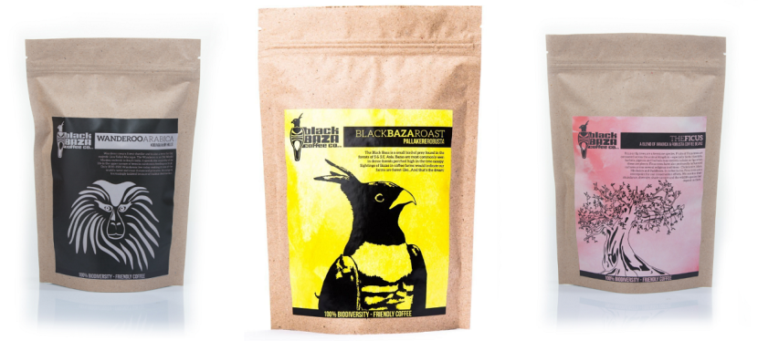 Black Baza Coffee